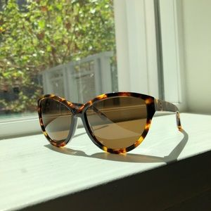 "House of Harlow 1960 tortoise ""Chantal"" sunglasses"